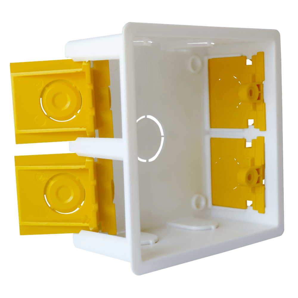 Dry Wall Box 4x4 SideView